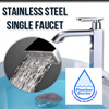 RF331 Stainless Steel Material Faucet Single Cold Basin Faucet