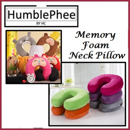 [Buy 2 free shipping] U-Shaped Memory Foam Neck Pillow ideal for travel and office use.