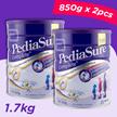Pediasure Complete Vanilla Milk Powder 850g x2 pc = 1.7KG