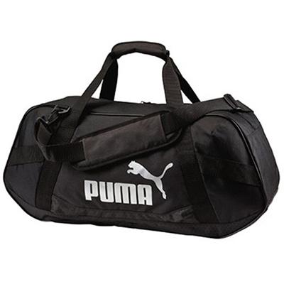 プーマ(PUMA) アクティブ TR ダッフルバッグ S PMJ073305 ブラック/ブラック 【サッカー バッグ 鞄】の画像
