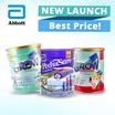 Pediasure Complete - Vanilla 850g X 6 Tin | ImmuniGrow Growing Up Milk (3/6+Yr) 900g/1.8kg X 3/6 Tin