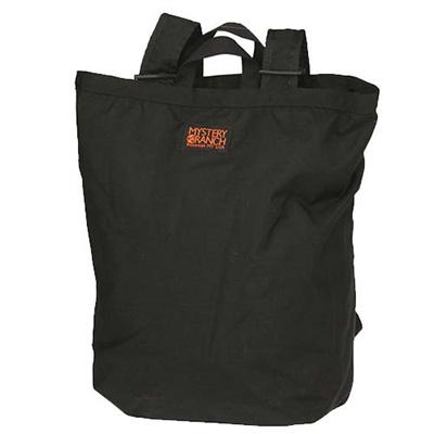 ◆即納◆ミステリーランチ(MYSTERY RANCH) Large Booty Bag ラージ ブーティーバッグ ブラック(Black) 【トートバッグ リュック かばん】の画像