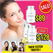 APPLY COUPON [FIRST LIGHT] BOOST SKIN HYDRATION ♥ ANTIAGEING ♥ White Tomato Extract