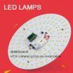 「IMOK」LED lights LED lamp/led ceiling / light board retrofit lamps / energy-saving lamp ring / modify source / light bar / LED lamp / transformation round