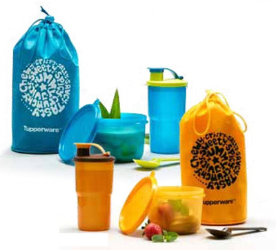 buy tupperware ramadhan sets warna biru orange deals for
