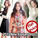 All Flat price! [LoveNlovin] 2015 Korean dress  [UP TO 65% OFF - women fashion women clothing Korean Formal Dress Collection] 2015 Customer Satisfaction Best Item wedding