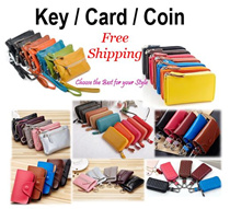 ☆ 20/7 New ☆  Key / Card / Coin Holder / Car Key Pouch / Home Key Pouch / Card Wallet