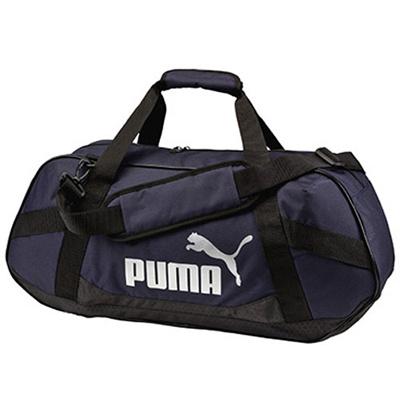 プーマ(PUMA) アクティブ TR ダッフルバッグ S PMJ073305 ニュー ネイビー/ブラック 【サッカー バッグ 鞄】の画像