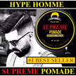 ★ONE OF THE BEST IN TOWN★HYPE HOMME★SUPREME POMADE★SUPER STRONG HOLD★BUY 2 FREE 1 TNG COMB