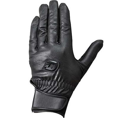 ◆即納◆ディマリニ(DeMARINI) バッティンググラブ(両手用) WTABG0602 ブラック 【野球 バッティンググローブ バッテ 手袋】の画像