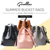 Geraldine Summer Bucket Bag . Chinese New year new arrival