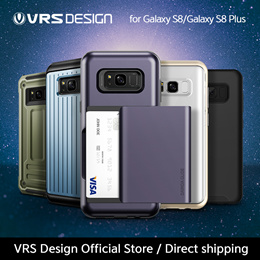 Samsung Galaxy S8 / S8 Plus Case By VRS Design Casing Screen Protector 100% Authentic Fast Delivery
