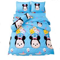 🔥🔥🔥 HOT SALE🔥🔥🔥Disney Cartoon Single Size Fitted Bedsheet (MSC)