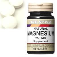 LIFESTYLE(ライフスタイル)マグネシウム250mg90粒入[タブレット](MAGNESIUMサプリメント)upup7