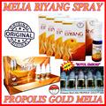 [CLEARANCE SALE..!!!] ORIGINAL 100% PRODUK HERBAL PT.MSS | MELIA BIYANG SPRAY dan PROPOLIS GOLD (BOTOL EMBOSS)| GRATIS BROSUR PT.MSS