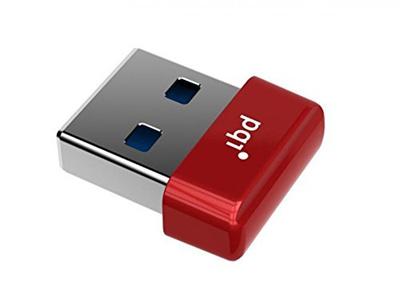 【メールDM便送料無料】PQIU603V8GBUSB3.0フラッシュメモリレッドUD603VRE-8