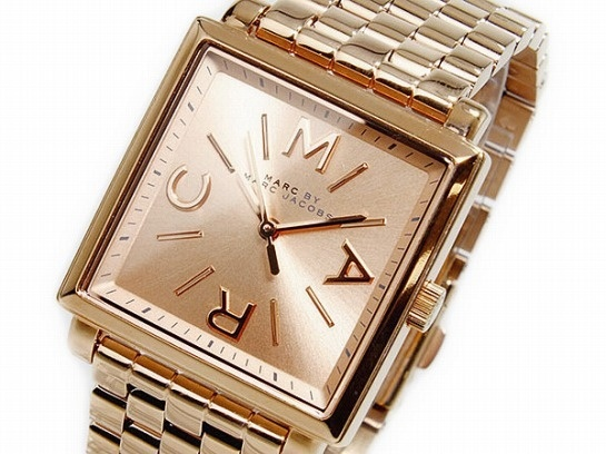 【クリックで詳細表示】マークジェイコブス腕時計 プレゼント MARC JACOBS マークジェイコブス マークバイ マークジェイコブス MARC BY MARC JACOBS 腕時計 MBM3260 mbm3260 【直送品の為、代引き不可】