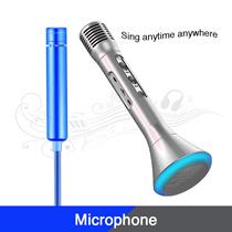 ΒEST PRICE!! Wireless Bluetooth Microphone | KTV Family Singing Choice K068 | CNY Celebration | Mini Portable Karaoke KTV | LED Karaoke Microphone Speaker | Connect iOS Android PC | CNY Gift