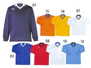 プーマ (PUMA) 長袖ゲームシャツ 862172 [分類:サッカー ユニフォーム・ゲームシャツ]の画像