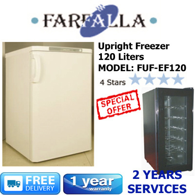 Farfalla upright freezer review