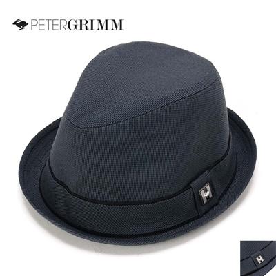ピーターグリム PETER GRIMM 帽子 中折れハット Chaos PGF3111 Blackの画像