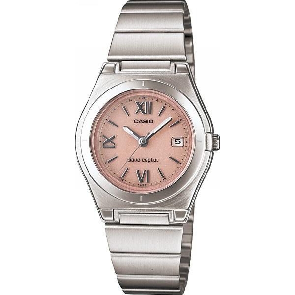 【クリックで詳細表示】レディース腕時計 プレゼント レディース カシオ ソーラー電波レディスウオッチ LWQ-10DJ-7A2JF 【メーカー直送品の為、代引き不可】