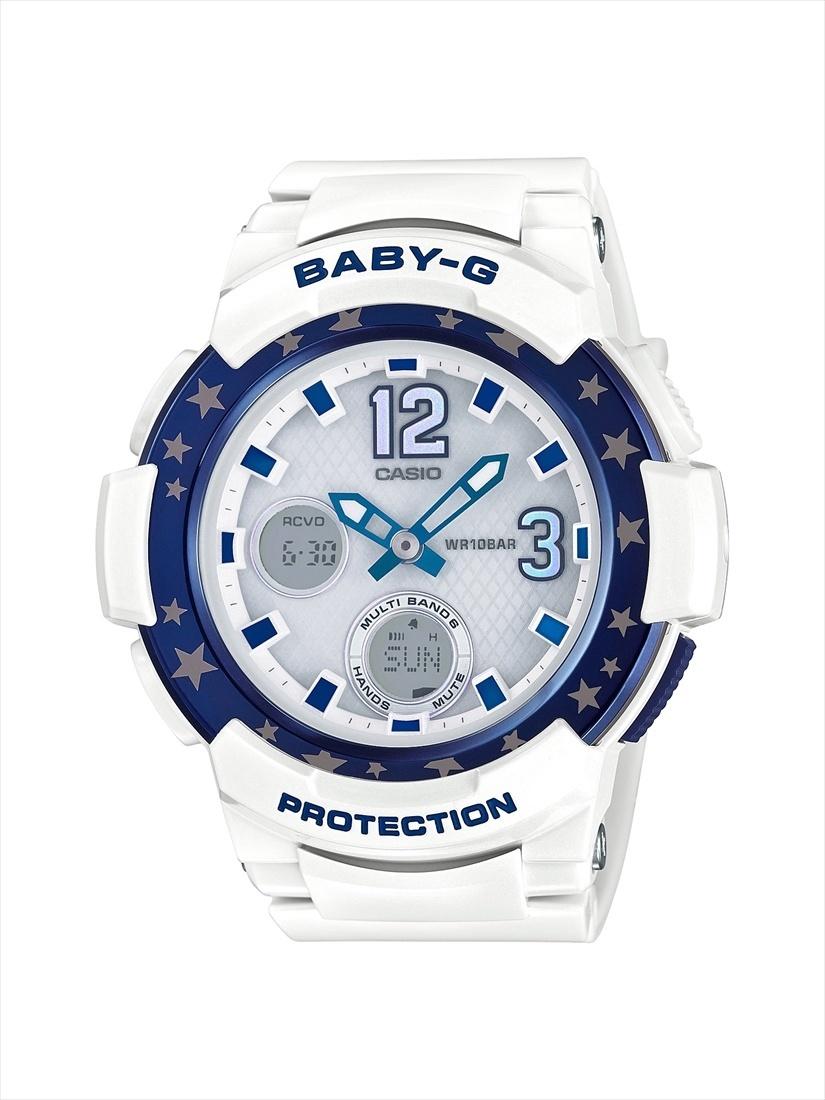 【クリックで詳細表示】CASIO BABY-G【特価】【正規品】 CASIO 【カシオ】 Baby-G BGA-2100ST-7BJF