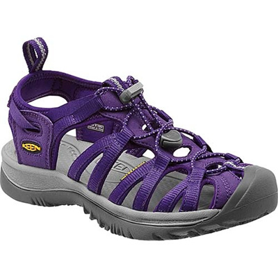 キーン(KEEN) WOMEN Whisper レディース ウィスパー PARACHUTE/NEUTRAL-GRAY 1012232 【靴 シューズ サンダル】【SNDL15】の画像