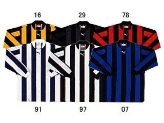 プーマ (PUMA) 長袖ゲームシャツ 862176 [分類:サッカー ユニフォーム・ゲームシャツ] 送料無料の画像