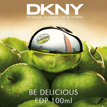 PERFUME DKNY Be Delicious Donna Karan for women EDP SPRAY 100ml (TESTER PACKAGING)