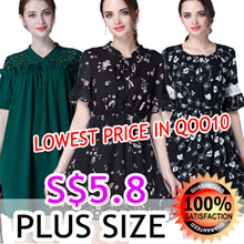 22/3  BIG PROMO new update $5.8  PLUS SIZE collection high quality best price dress /tops/shorts