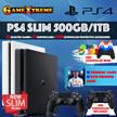 ★PS4 SLIM 500GB SUPER PROMO★ Bundle includes 2 x Dual Shock Controllers, 1 x Premium Title (Preorder FIFA 2018) n 1 x Non-Premium Title. FREE 2 Set of Controller Skins. Local Stocks N Warranty!
