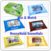 (KLEEN-UP) Anti Bacterial HouseHold Wipes * 12 Packs Mix N Match