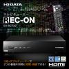 ★数量限定★I-O DATA REC-ON EX-BCTX2 テレビチューナー 地デジ/BS/CS Wチューナー 外付けハードディスク(録画)対応
