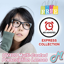 【Best Seller】Only $14.80 for A Pair of Multi-Coated Prescription Lens (FREE Anti-EMI Coating worth $30).