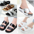 ★Handmade in Korea★ Comfortable Sandals /Slippers / Buckle Sandals / shoes / Summer shoes