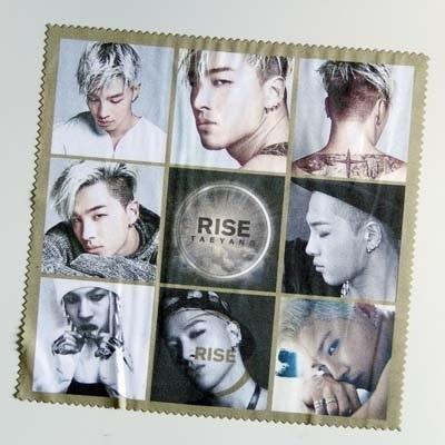 眼鏡拭き テヤン TAEYANG SOL BIGBANG ビッグバン 眼鏡拭き ◆K-POP◆の画像