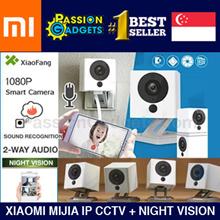FREE GIFT! XIAOMi Mijia XiaoFang Smart IP Camera  Baby Monitor CCTV / Night Vision 1080P