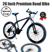★Premium Bikes★ Baoma Brand 26 Inch Mountain Bicycle Bike * 21 Speed Road Bike*
