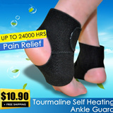 Premium Unisex Health-Care Tourmaline Self Heating Ankle Guard