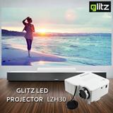 ANEKA GLITZ LCD MINI PROJECTOR [LZH30/LZH80/UC30/M3C]