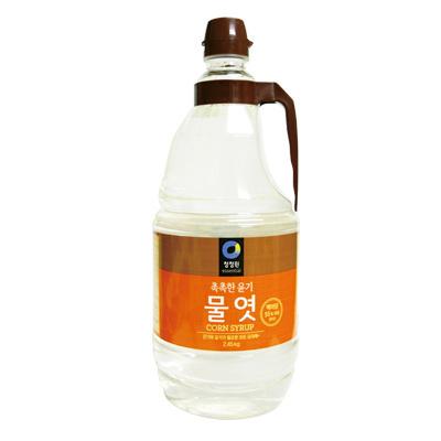 【韓国食品・韓国調味料】 ■清浄園水あめ(2.45kg)■の画像