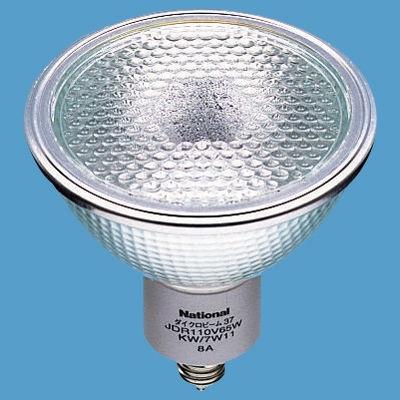 【クリックで詳細表示】パナソニック ハロゲン電球 JDR110V65WKW7E11