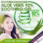 Soothing Moisture Aloe Vera 92% Soothing Gel 300ml