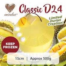 [Emicakes] 500gm Classic D24 Cake is BACK!!