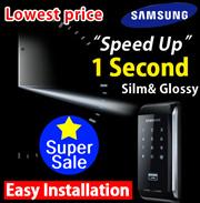 [Samsung] Smart Door Lock SHS-2920 / Silm Body-Glossy Design / Easy Installation / Smart Digital DoorLock/
