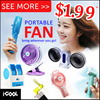 Portable Mini Fan Bring Wherever You Go 🆒 Hand Fan 🆒 Air Cooler 🆒 Air Conditioning Fan 🆒 Hot Summer 🆒 Baby Clip Fan 🆒
