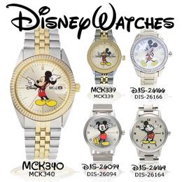 Disney ディズニー 腕時計 MCK340 MU0958 DIS-26094 DIS-26164 DIS-26166  MCK339 MU0959 Micky Mouse ミッキーマウス