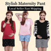 ♥Maternity pants Leggings Shorts Nursing Top fast shipping