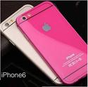 iPhone6用ハードケース・カバー アップル 保護 レザーケース ハードカバー アイフォン6 ケース【即納】【iPhone6 カバー ケース】iPhone6/iPhone6 Plus専用×シンプルケース
